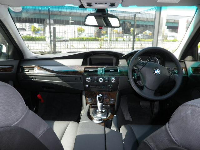 525iハイラインBEAMコンプリートStⅡ iPodインターフェース 後期シフト車両画像10