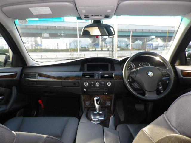 525iハイラインBEAMコンプリートStⅡ 後期モデル 電子シフト コンフォートアクセス車両画像09