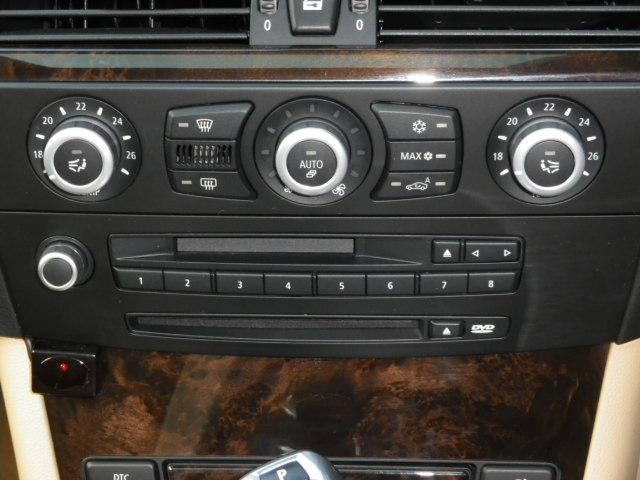 525i ハイラインBEAMコンプリート ベージュレザーシート 後期シフト車両画像09