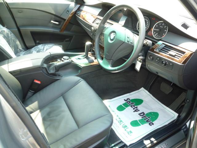 530iツーリング ハイライン BEAMコンプリートStⅡ 中期モデル車両画像09