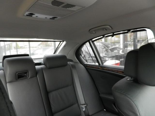 525iハイラインBEAMコンプリートStⅡ iPodインターフェース 後期シフト車両画像14