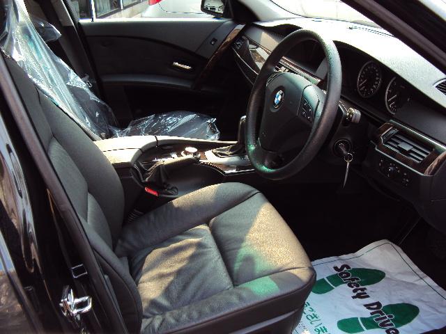 530i ハイラインBEAMコンプリートブラックレザー車両画像03