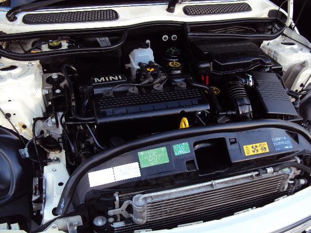 ミニ 1stアニバーサリー サンルーフ レザーシート車両画像06