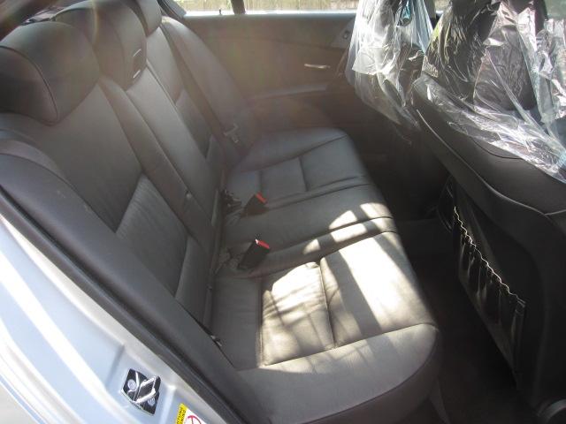 525iBEAMコンプリートカー ブラックレザーシート車両画像07