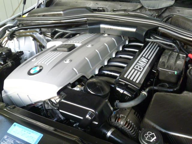 525i ハイラインビームコンプリートカー ブラックレザー 中期モデル車両画像06