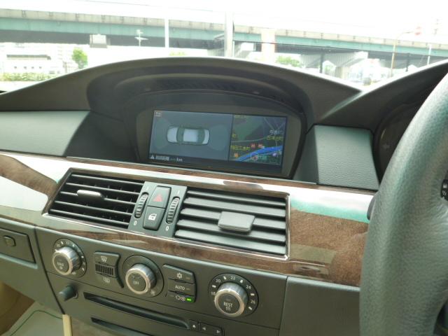 530i ハイラインBEAMコンプリート ベージュレザー ワンオーナー車両画像12