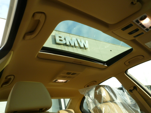 530i ハイラインBEAMコンプリート ベージュレザーシート プッシュスタート サンルーフ車両画像10