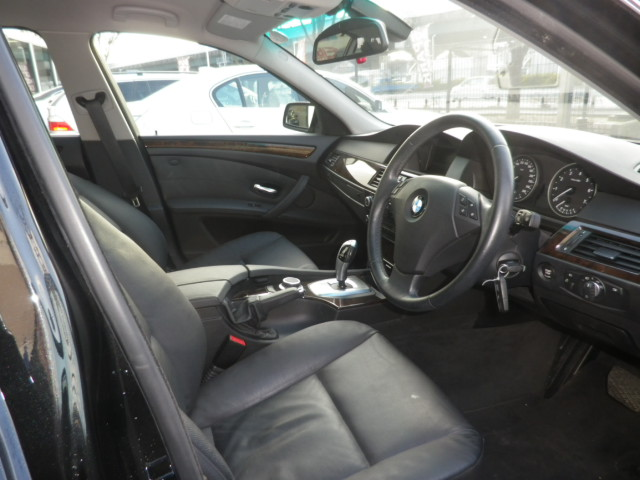 525iハイラインBEAMコンプリートStⅡ 後期モデル 電子シフト コンフォートアクセス車両画像12