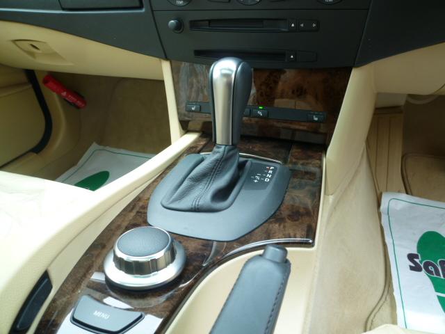 530i ハイラインBEAMコンプリート ベージュレザー ワンオーナー車両画像10