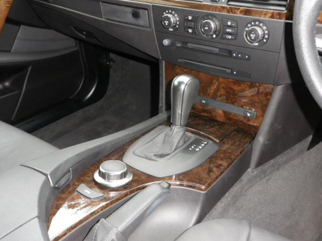 525i ハイラインBEAMコンプリート 中期モデル プッシュスタート車両画像10