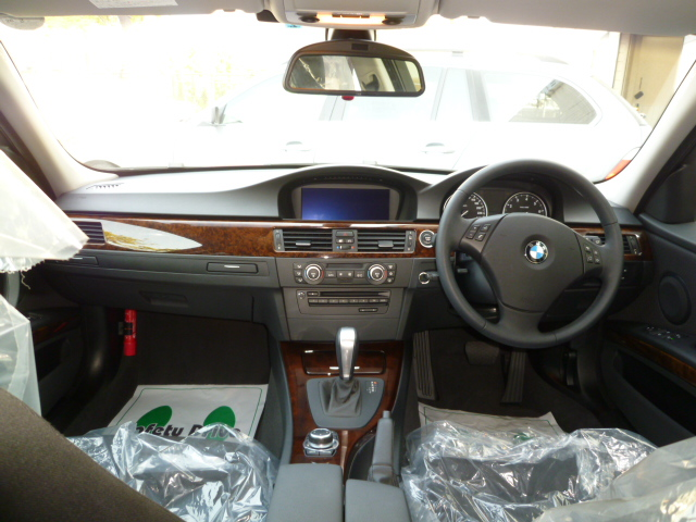 325i LCI BEAMコンプリートStⅡ iDrive 純正HDDナビ車両画像12