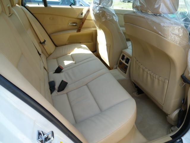 525iツーリングハイラインBEAMコンプリートカーStⅡ 中期モデル パノラマサンルーフ ベージュレザー車両画像10