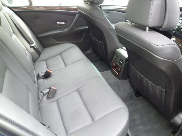 525iハイラインBEAMコンプリートカーStⅡ 最終モデル NEW iDrive ワンオーナー車両画像11