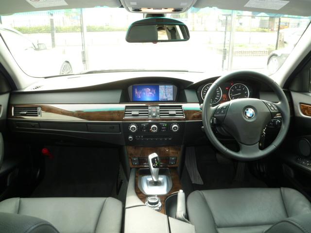 525iハイラインBEAMコンプリートカーStⅡ 最終モデル NEW iDrive ワンオーナー車両画像12