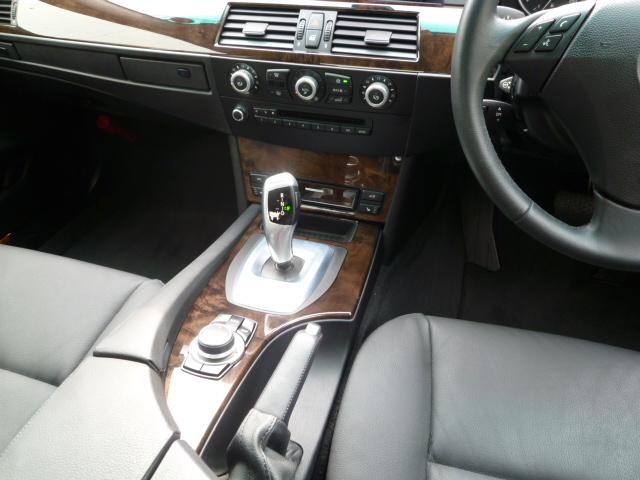 525iハイラインBEAMコンプリートカーStⅡ 最終モデル NEW iDrive ワンオーナー車両画像15