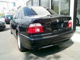 528iハイライン 黒革・SR 01ヘッドライト車両画像02
