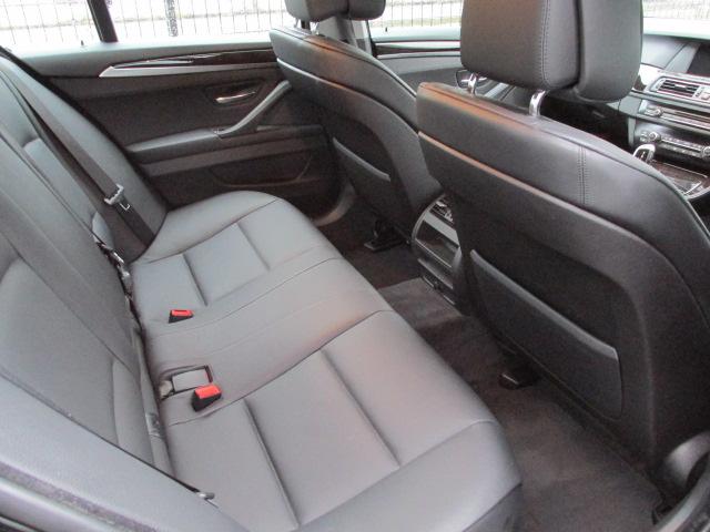 523i ハイラインパッケージ ワンオーナー HDDナビ地デジバックカメラ 低走行 車両画像12