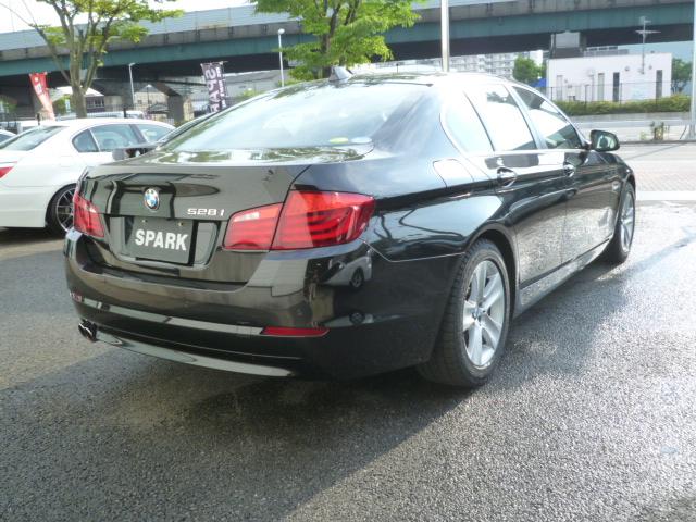 528i 純正HDDナビ 地デジ バックカメラ ブラックレザー車両画像05