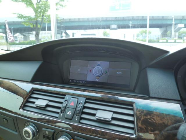 525iハイライン後期モデルBEAMコンプリートカー 電子シフト ベージュレザーシート車両画像10