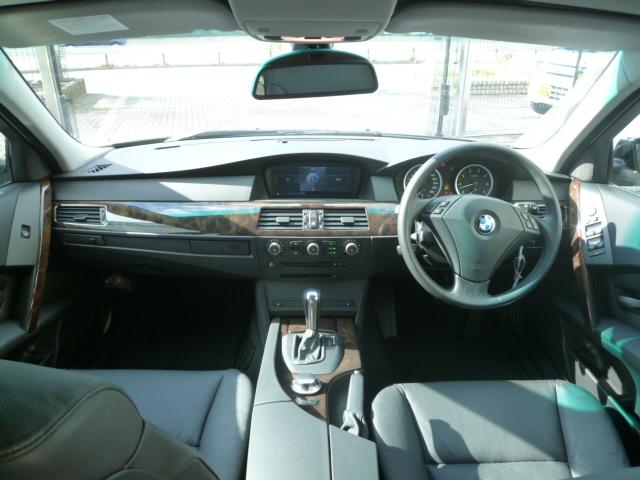 525iツーリングBEAMコンプリートカーStⅡ ブラックレザーシート 車両画像12
