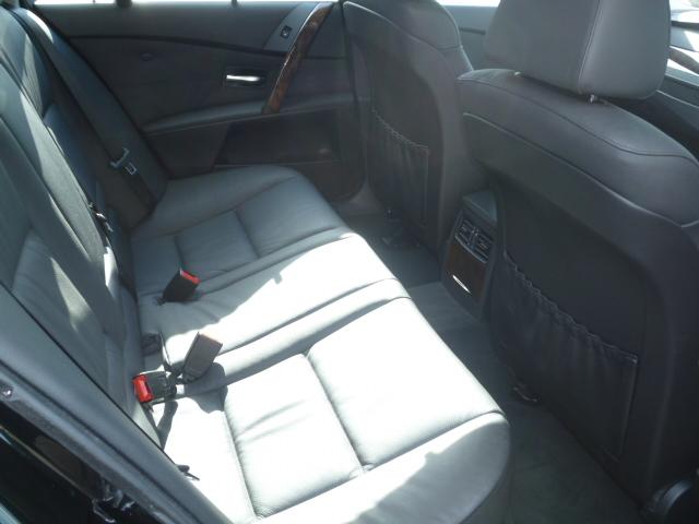 525iツーリングBEAMコンプリートカーStⅡ ブラックレザーシート 車両画像11