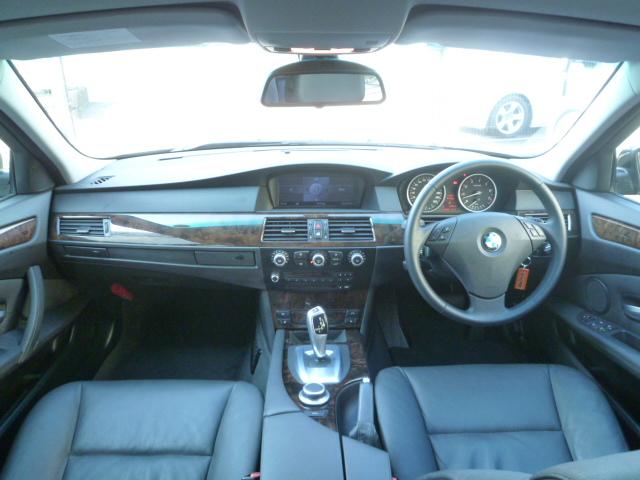 525iツーリングBEAMコンプリートカーStⅡ ブラックレザー ワンオーナー 電子シフト車両画像10