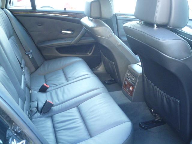 525iツーリングBEAMコンプリートカーStⅡ ブラックレザー ワンオーナー 電子シフト車両画像09