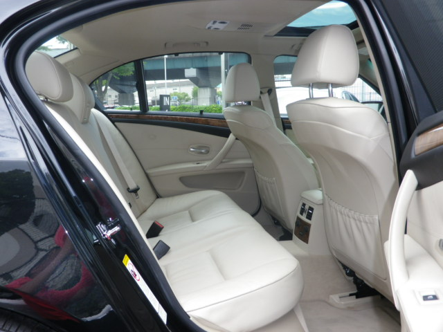 525iハイライン後期モデル BEAMコンプリートカーStⅡ ベージュレザー コンフォートアクセス車両画像05