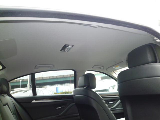 528i  ブラックレザー ワンオーナー車車両画像15