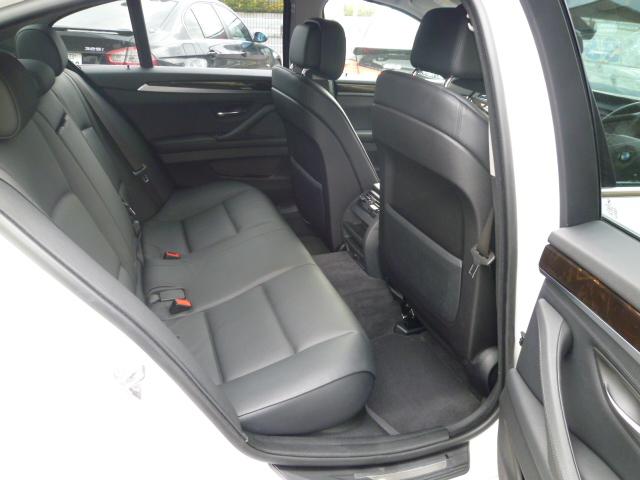 528i  ブラックレザー ワンオーナー車車両画像11