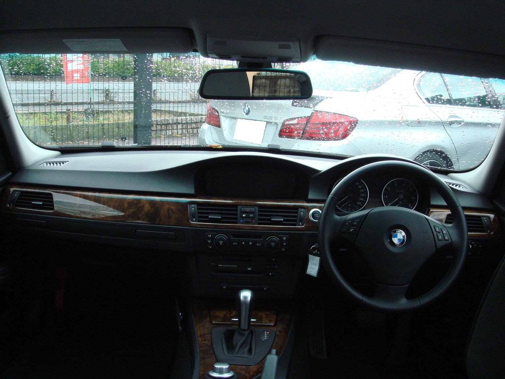 320i  BEAMコンプリートStⅡ ブラックレザーシート 純正HDDナビ車両画像12