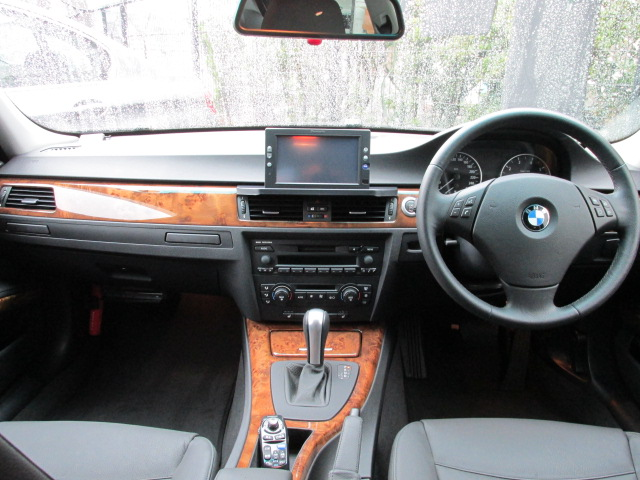 323iハイラインBEAMコンプリートカーStⅡ サンルーフ ブラックレザー DVD バックカメラ車両画像10