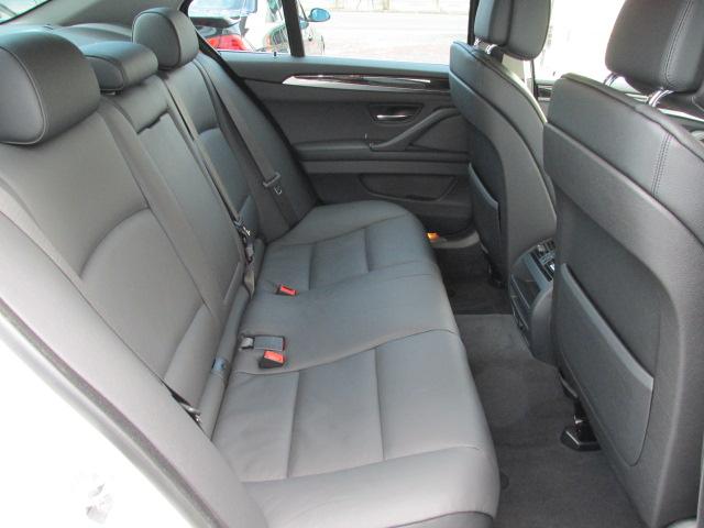 528i BEAMコンプリートカー 2000ccターボ アイドリングストップ ブラックレザー 車両画像13