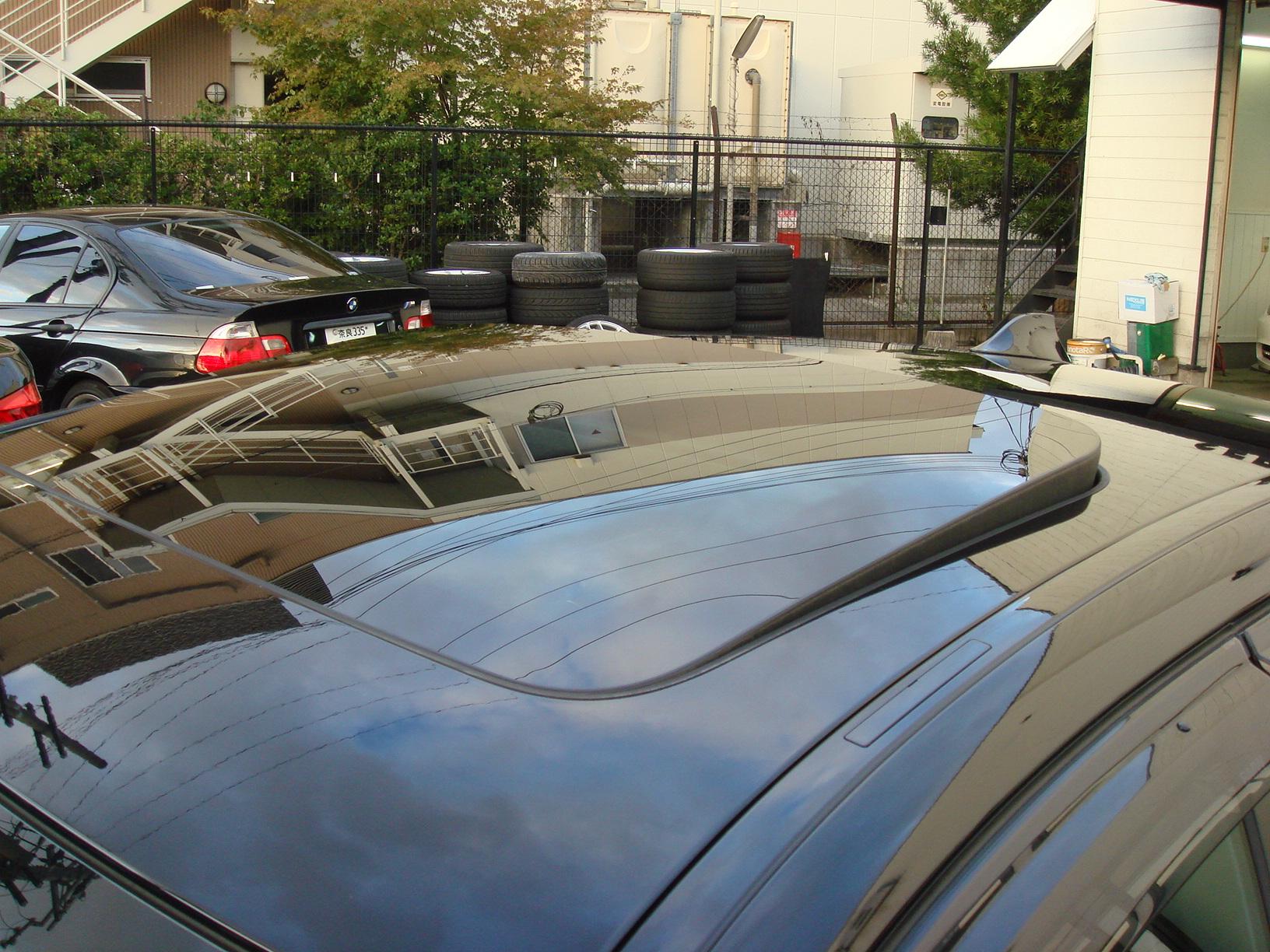 BMW 523iBEAMコンプリートカー ワンオーナー サンルーフ ブラックレザー車両画像15