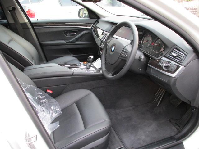 535iBEAMコンプリートカー 3000ccターボ アイドリングストップ車両画像11