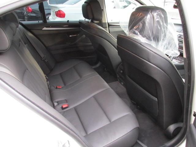 535iBEAMコンプリートカー 3000ccターボ アイドリングストップ車両画像12