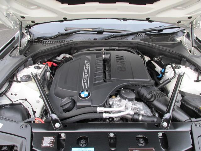 535iBEAMコンプリートカー 3000ccターボ アイドリングストップ車両画像14