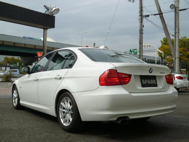 320i LCI ワンオーナー アルピンホワイト HDDナビ HIDライト 期間限定車両画像07