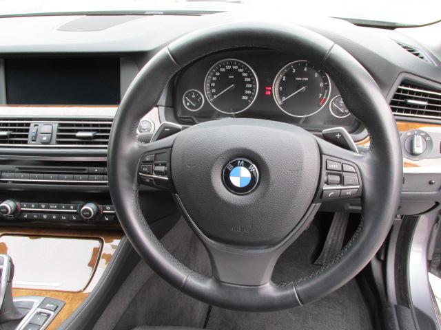 528iツーリング コンフォートパッケージ オートトランク アラウンドビューモニタ車両画像10