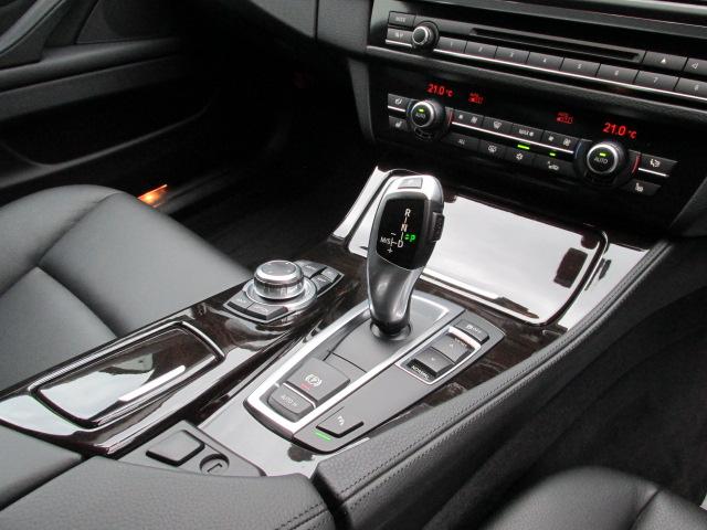 528i ブラックレザー オプション18インチ純正アルミ リアフィルム車両画像13