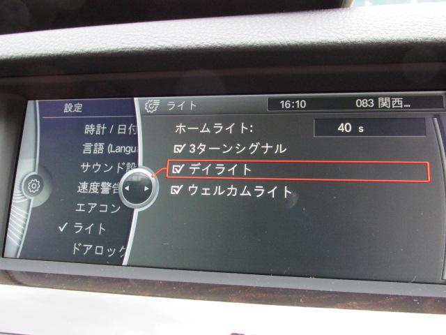 528i ブラックレザー オプション18インチ純正アルミ リアフィルム車両画像14