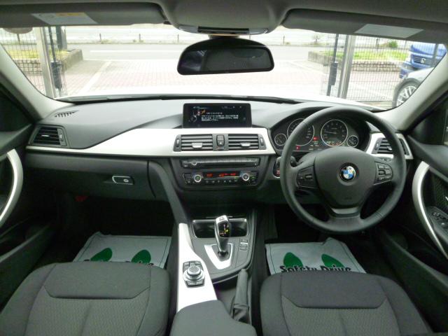 320i BEAMコンプリートカー カーボンルーフ ワンオーナー HDDナビ 地デジ車両画像13