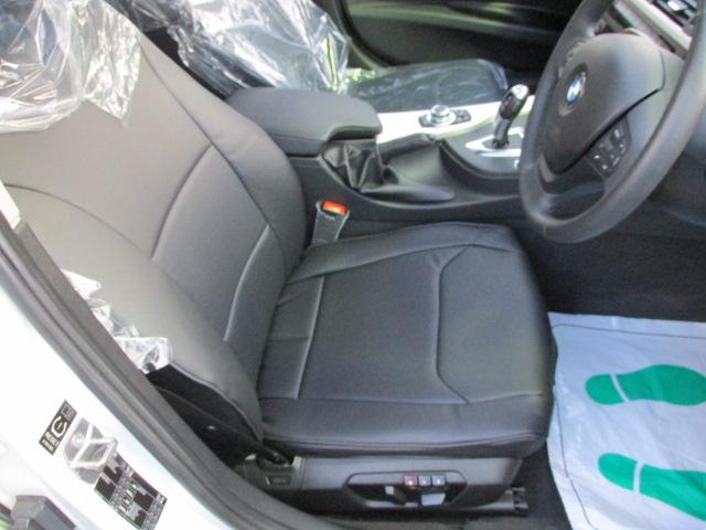 320iBEAMコンプリートカー 20インチアルミ 4本出しマフラー ブラックレザー調シート車両画像13