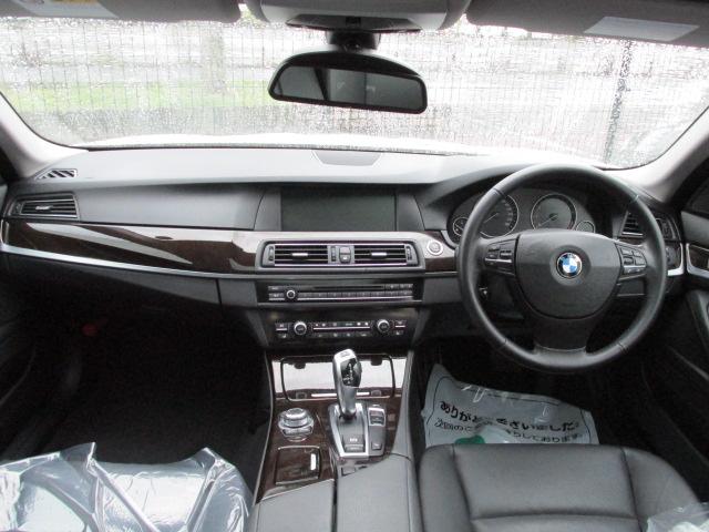 528i BEAMコンプリートカー ガラスサンルーフ ワンオーナー 黒革車両画像10