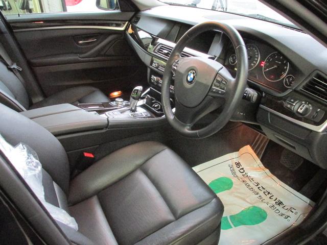 535i BEAMコンプリートカー ガラスサンルーフ ブラックレザー 3000ccターボ車両画像10
