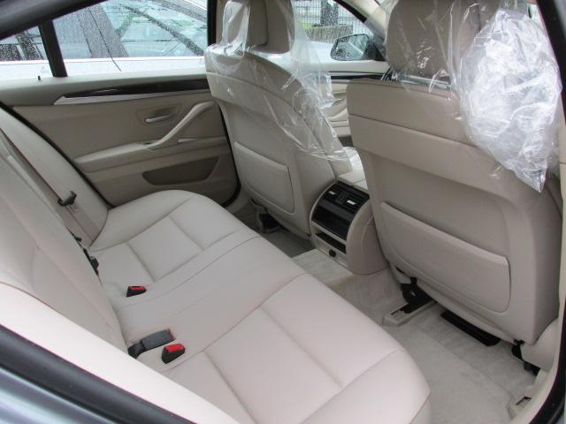 523iハイラインBEAMコンプリートカー 淡革 本革ステア パドルシフト ワンオーナー車両画像12