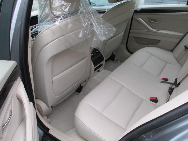 523iハイラインBEAMコンプリートカー 淡革 本革ステア パドルシフト ワンオーナー車両画像14