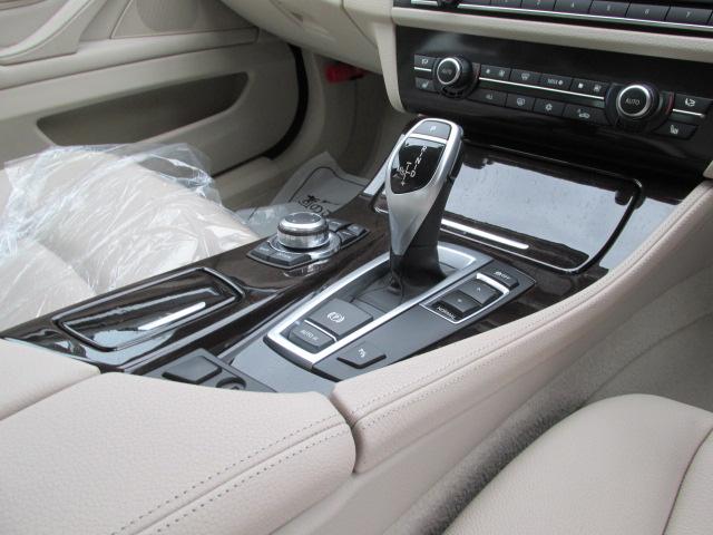 523iハイラインBEAMコンプリートカー 淡革 本革ステア パドルシフト ワンオーナー車両画像15