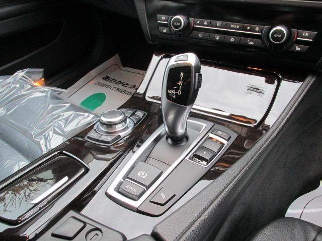 523iBEAMコンプリートカー ワンオーナー アイドルストップ 黒革 2000ccターボ車両画像14
