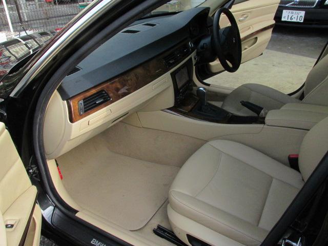 325iハイラインBEAMコンプリートカーStⅡ ベージュレザー HDD2DINナビ車両画像12